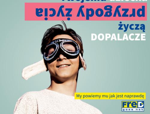 Fred goes net w kampanii Urzędu Marszałkowskiego dotyczącej wczesnej profilaktyki uzależnień